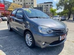 Toyota Etios 2013 xls completo 1.5
