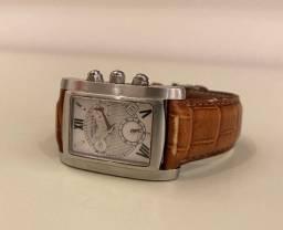 Relógio Suiço Longines Dolce Vita Original C/ Pouco Uso
