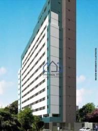 Título do anúncio: Apartamento com 1 quarto à venda, 27 m² por R$ 229.320 - Boa Vista - Recife/PE