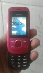 Nokia 2220 supe novo já vai com carregado 100reas