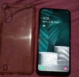 Samsung Galaxy A01 vermelho 32 GB