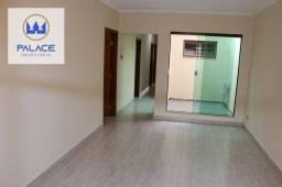 Casa com 3 dormitórios à venda, 117 m² por R$ 400.000 - Terra Nova - Piracicaba/SP