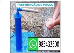 Poço artesiano informações pelo whatsapp