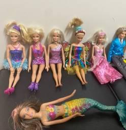 Vendo Barbies