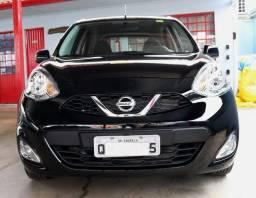 Nissan March SV 1.0 Flex 2016 unica dona 31 mil km