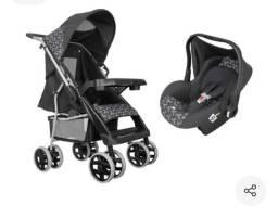 Vendo carrinho +bebê conforto