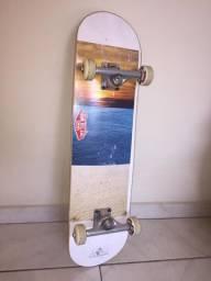 Skate Profissional Completo Semi Novo
