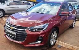 Título do anúncio: GM -Onix sedã -premier -turbo-2020-aut -aceitamos carro/moto como entrada.