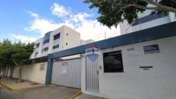 Apartamento com 2 dormitórios para alugar, 80 m² por R$ 1.000,00/mês - Itararé - Campina G