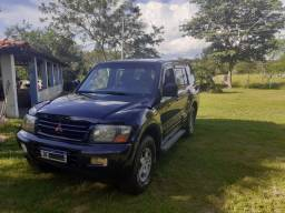 Pagero full diesel 7 lugares