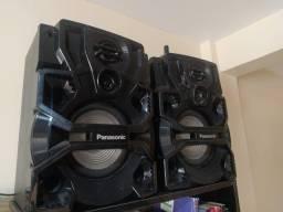 Som Potente System Panasonic AKX 660