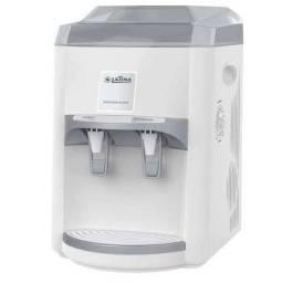 Purificador de água Latina c/ compressor Mod PA355 - Branco - 110 Volts