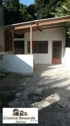 Casa ampla para locação no Barranco Alto/individual/2 dormitórios