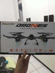 Drone FQ 777 novo nunca usado