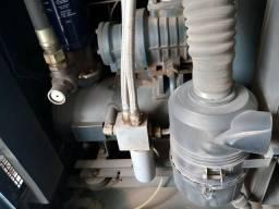 Compressor de 50 hp parafuso