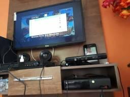 Vendo Xbox 360 completíssimo e barato