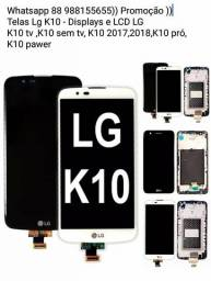 TELAS LG k10 DISPLAY
