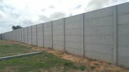 Muros Pré Moldado