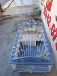 Gaiola para prea coelho galinha Whatsapp 986420752