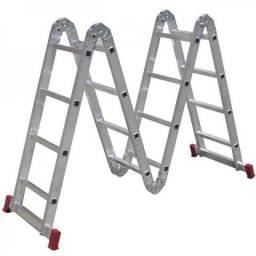 Escada com 16 degraus