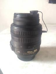 Lente Nikon Af-s nikkor 18-55mm DX VR
