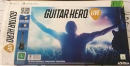 Guitar hero live Xbox 360 Guitarra + jogo