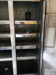 Freezer espositor para mercadinho. padaria. frigorifico.etc