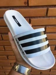 Sandálias masculina Adidas, Nike gucci