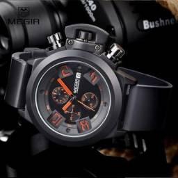 Relógio Original Megir 2002