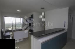 Apartamento para alugar com 3 dormitórios em Ponta negra, Natal cod:BELOOCEANO