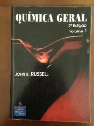 Livro Química Geral Volume 1 John B. Russell