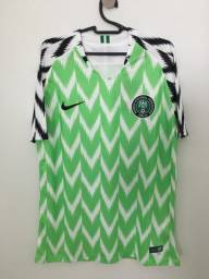 Camisa Nigeria Pronta Entrega