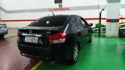 Honda City ELX automático 2010 - 2010