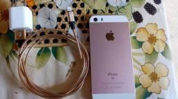 IPhone Se 32 gigas Rose