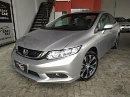 Civic 2.0 lxr automático 2016 extra!!! - 2016