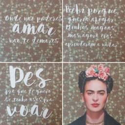 Quadrinhos Frida Kahlo