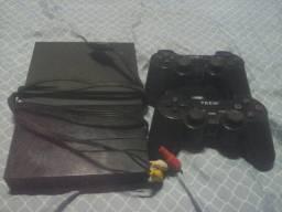 Play 2 trocar leitor 100 reais