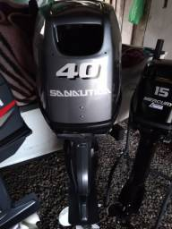 Motor 40hp 2t Yamaha
