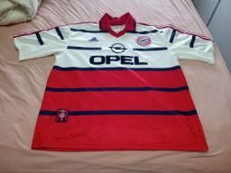Camisa Bayern de Munique temporada 99/00