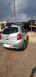 Nissan March 2017 1.6 S Completo Ipva Pago + Som + ALarme + 04 Pneus zerados