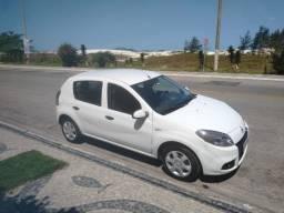 Renault Sandero 2014 Expression 1.6 8v único dono