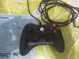 Controle de Xbox 360 Semi novo nenhum detalhe *URGENTE