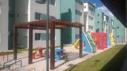 Alugo Apt 2 qrts no 2 andar Txs Inclusas Cond Jardins do Janga em Pau Amarelo