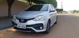 Toyota Etios Platinum aut