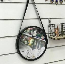 Espelho Redondo Decorativo/ adnet