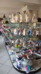 Balcão - vitrine - expositor de vidro