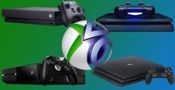 Assistência Vídeo Games e Notebook