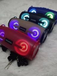 Caixa de som potente bluetooth portátil Wireless