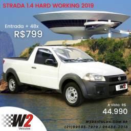 Strada 1.4 Hard working - 2019