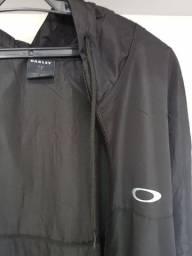 corta vento oakley original novo sem uso Tam G
